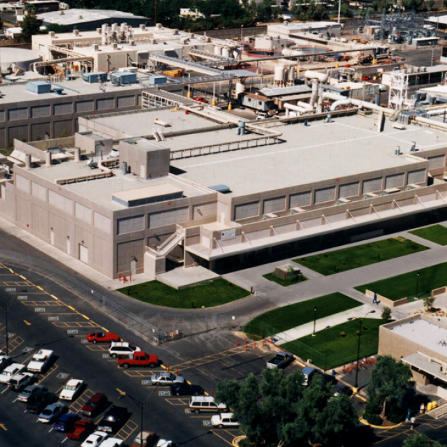 Industrial, Parts Cleaning, Clean Rooms, Facility Renovation, Semiconductor Fabrication Facility, Advanced Technology Manufacturing, Hazardous Materials