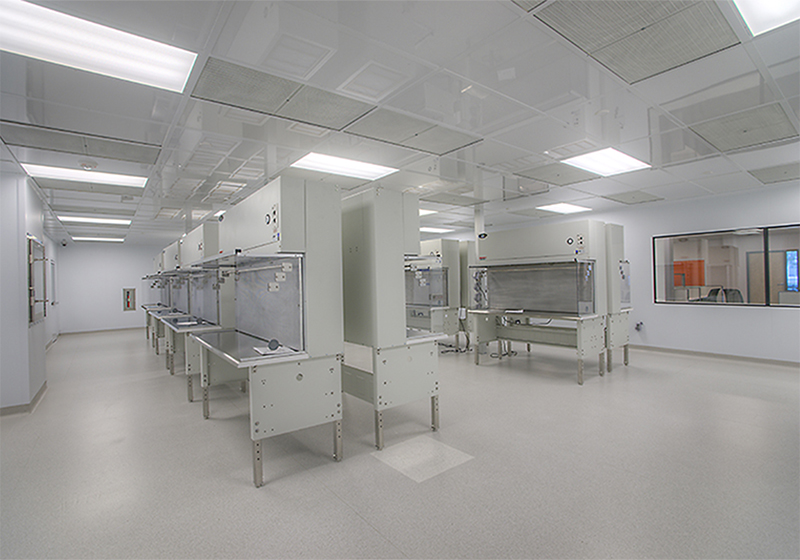 Avella, clean room, Pharmaceutical, Pharmaceutical Clean Room Design, 503A rooms, 503B Rooms