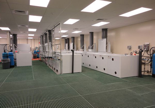 Industrial, Parts Cleaning, Clean Rooms, Facility Renovation