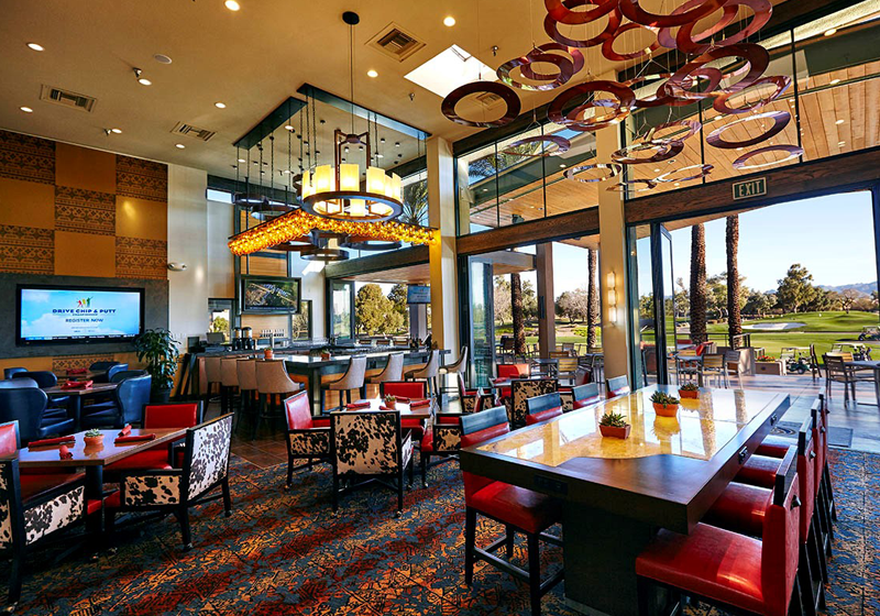 Gainey Ranch Golf Club, Tenant Improvements Clubhouse Design