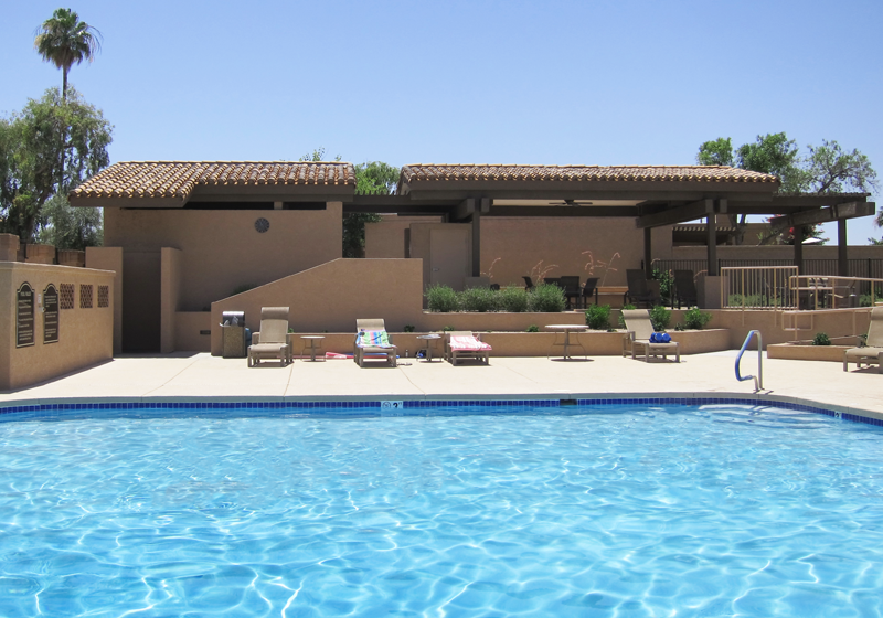 Pool Ramada, Pool Bathhouse, Shade Ramada, Pergola