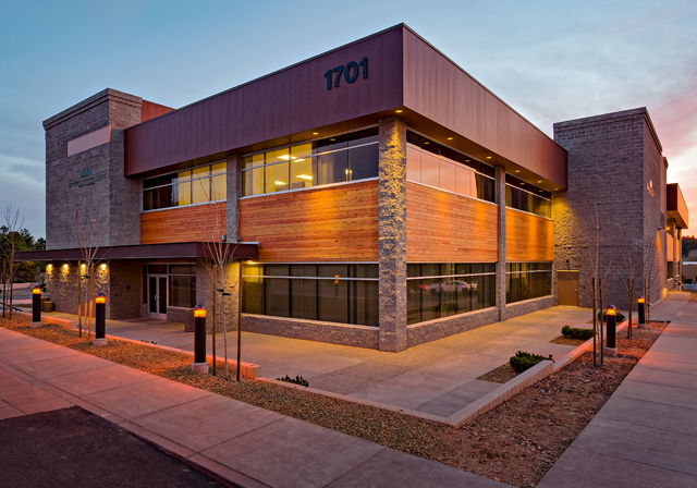 CMAR, Commercial Office, Fast-Track, DES, Flagstaff, Public Facility