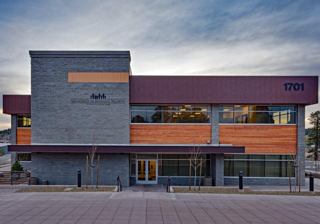 CMAR, Commercial Office, Fast-Track, DES, Flagstaff, Public Facility