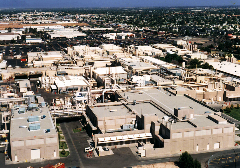 Semiconductor Fabrication Facility, Advanced Technology Manufacturing, Clean Rooms, Hazardous Materials