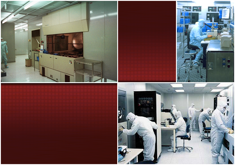 Microelectronics Clean Room Design, ISO