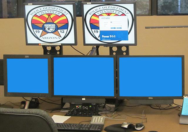 911 Emergency Call Center, 911 Dispatch, Design/Build, JOC Design