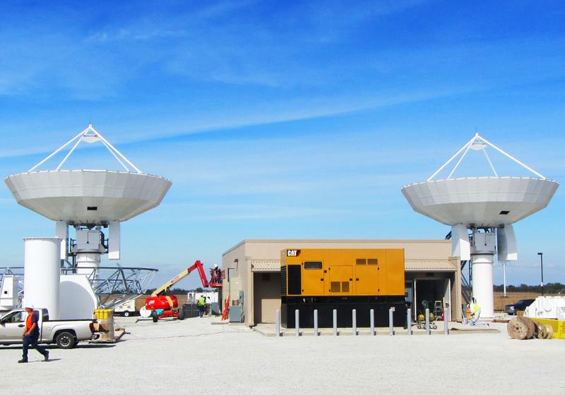 Broadcast Data Center, MER, Satellite Communications